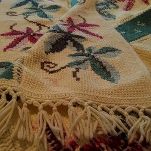 Vintage Handmade Afghan